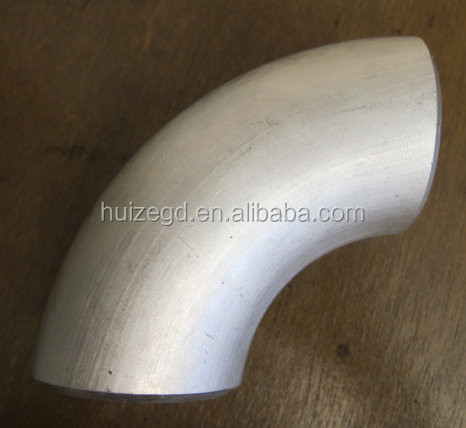 45/ 90 /180 degree aluminum elbow