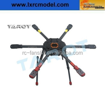Tarot 810 Sport 6-axle Carbon Fiber Fpv Hexacopter Frame Kit With ...
