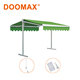 Double Sides Prefab Removable Restaurant Awning