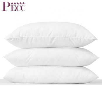 Elegant Fashion Quilt Style 5 Star Hotel Pillow Neck Filling Insert