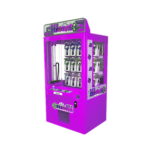 Hot Selling Coin Operated Key Master Price Vending Gift Game Machine With  Bill Acceptor For Sale