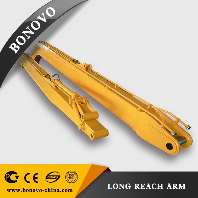 DAEWOO SOLAR 200 LC crawler excavator long reach boom & arm