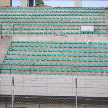 Durable best pp plastic stadium seat fixed plastic stadium seat