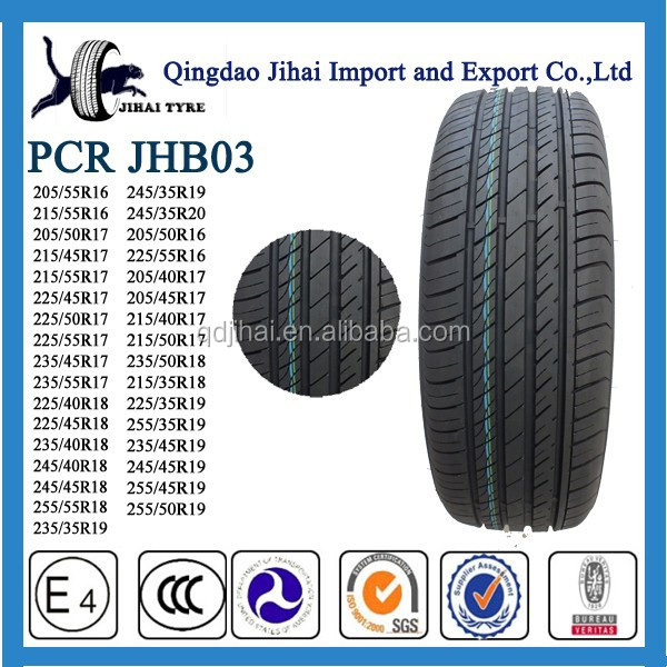 China Manufacturer 18 Inch Semi Steel Pcr Tyre 245/40r18,225/45r18 ...