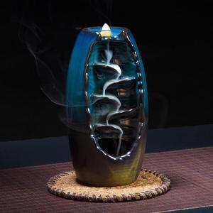 Dropship Backflow Mountain River Handicraft Incense Holder
