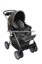 Comfortable & Safety Bebe Stroller 2102 Can Be Taken Out As A Carrier
