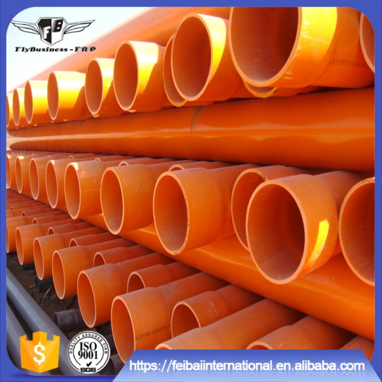 Cheap Price high quality long service life frp cable casing pipes glass fiber tube