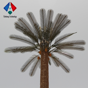35m Communication Palm Tree Camouflaged Antenna Cell Tower