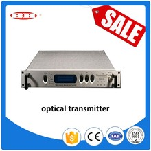 new price Aluminum 1800 fm optical transmitter 1310nm
