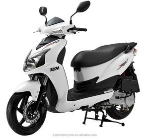 SYM JET 4 50cc Original EFI EEC euro 4 sport two-wheels gas scooter 4  stroke motorcycle
