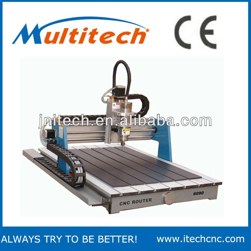 900*600mm working size cnc router for guitar kit