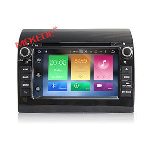 Android 6.0 8 octa core 2GB RAM car dvd play stereo for Fiat Ducato 2011-2015 GPS navi wifi 3 radio audio BT tape recorder