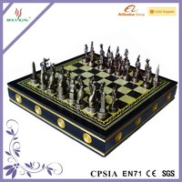 Mental Chess Game Luxurious Chessmen
