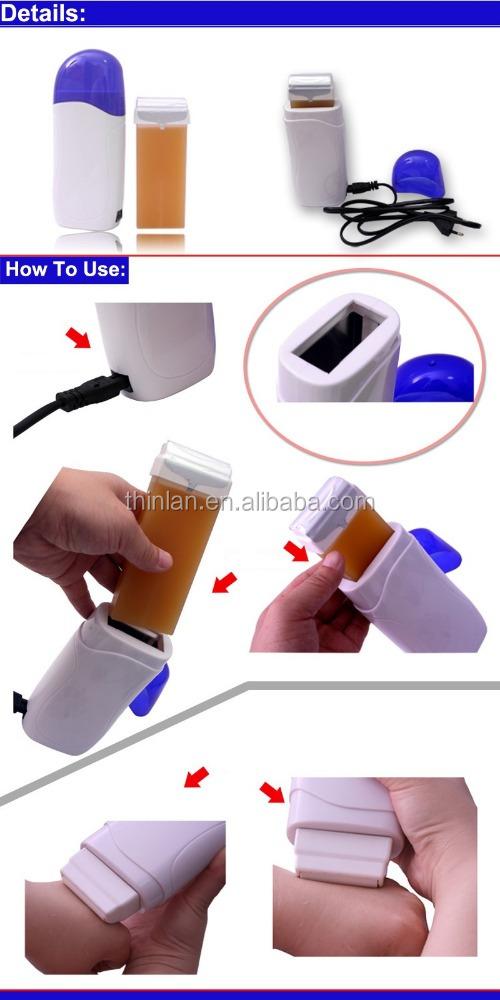 LM-102-3 top sale professional triple roller wax heater, roll on wax heater, depilatory rollon wax warmer