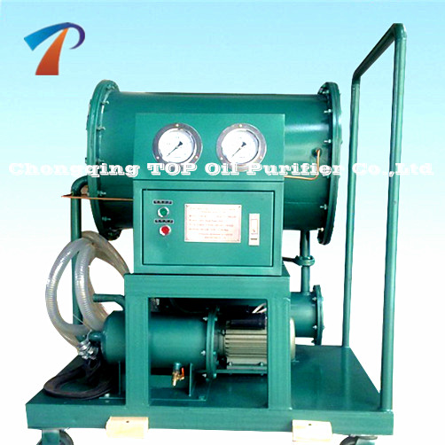 TOP Fuel Oil Coalescence-separation Machine for Filtering Light Oil/Gasoline/Kerosene