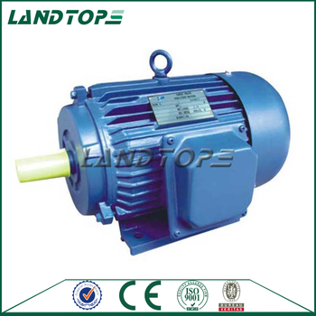 Y 2 hp 3 phase small electric ac induction asynchronous for 220v 3 phase motor