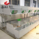 Commercial Aluminum Rabbit Battery Cage In Kenya Farm (H & A type,wholesale,good quality,Made in China)