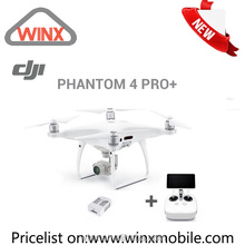 best price! In stock original DJI phantom 4 pro plus with 4K HD 60fps Camera 1 inch 20MP CMOS 5 Direction