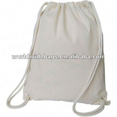 Drawstring Backpack --- Worldwide Bags
