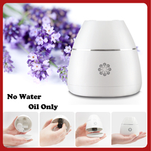 2018 chargeable waterless portable aroma oil wireless diffuser nebulizer