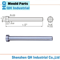Professional Customized Injection Plastic Mould Manufacturer, Mould Maker, Injection Mould Ejector Pins