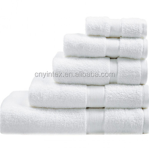 100% Cotton Bath Linen thin white cotton bath towels