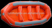 White water Inflatable Raft
