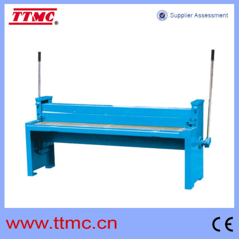 Q01 0.8X2500 TTMC metal plate cutting machine