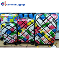 20/24/28 inch traveling bag travel bag set luggage bag travel trolley luggage