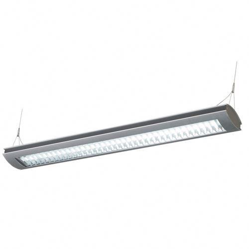 Oficina de iluminaci n fluorescente t5 l mpara de techo - Iluminacion cocina fluorescente ...