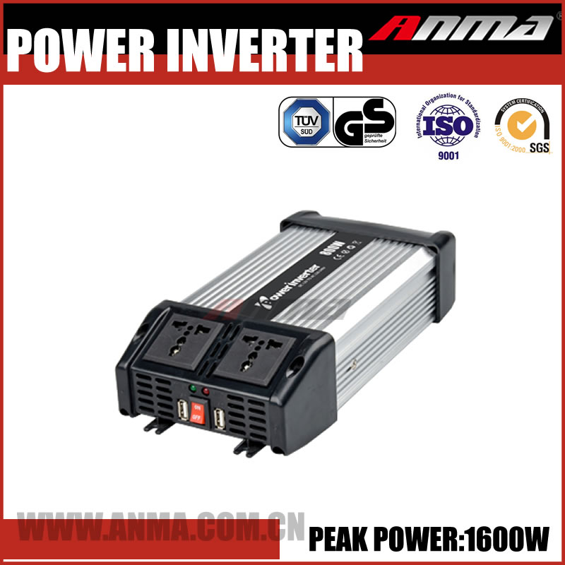 inverter hybrid solar MINI 500W must intelligent inverter car power inverter AM031-8800N-B