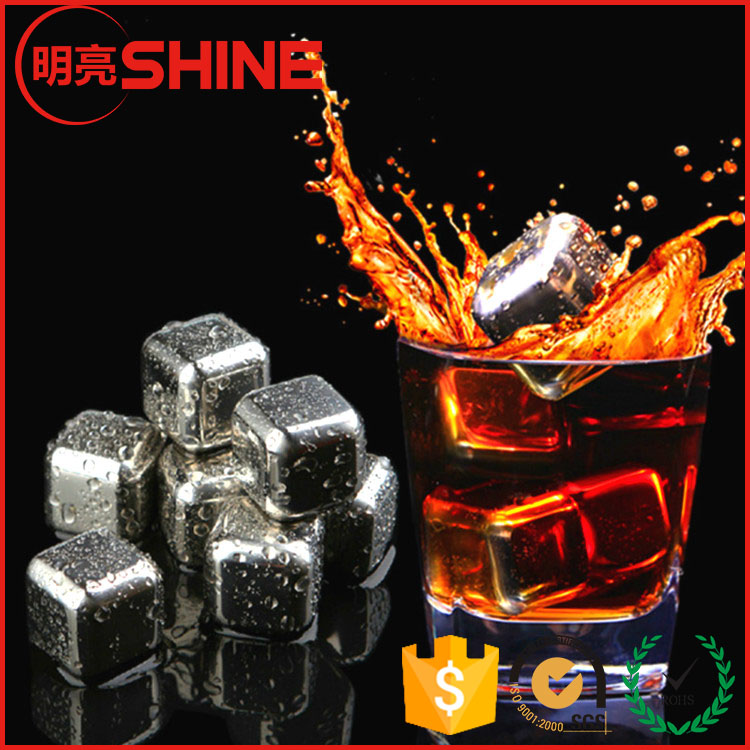 Reuseable FDA/LFGB Marble Ice Cube Stone ,customized whiskey stones Chilling for wine drink