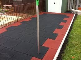 products rubber outdoor floor tiles on sale