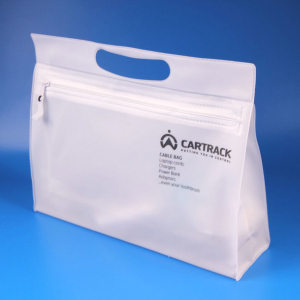 Plastic pvc zip lock garment bag