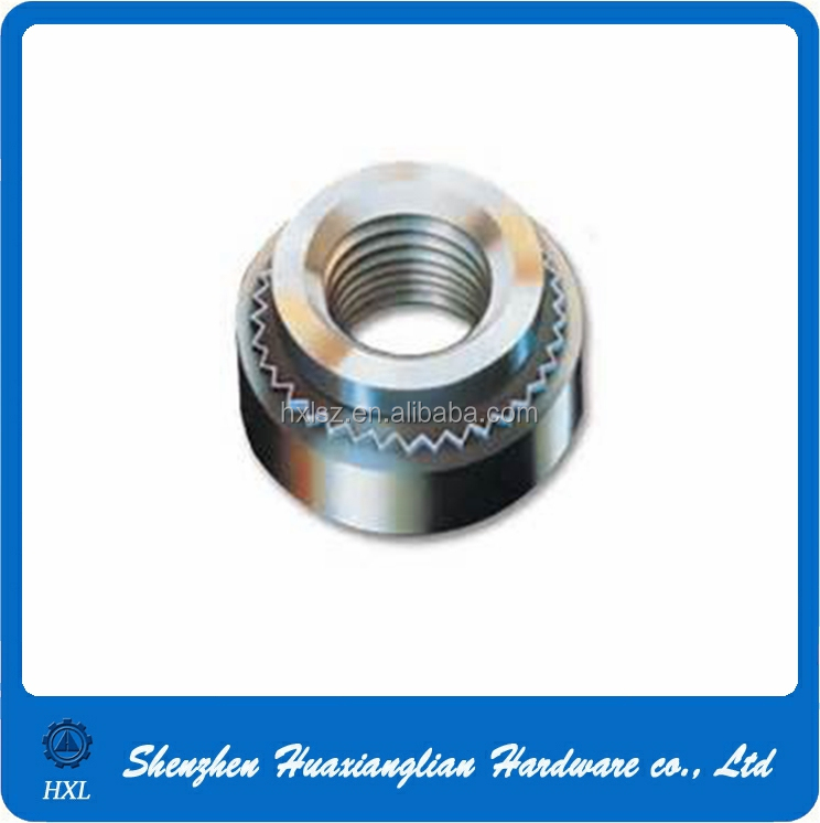 Factory made oem stainless steel self m6 clinch nuts
