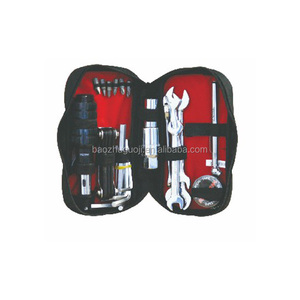 26PCS Mini Pocket Tool Kit, Measurement Hand Tool