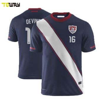 764d71acf6d Wholesale Plain Usa Custom Soccer Jersey - Buy Wholesale Soccer ...