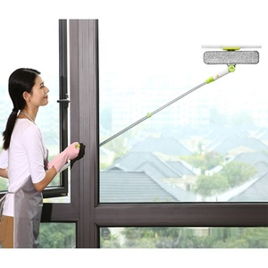 Manufacturer wholesale New Designed glass cleaning squeegee Microfiber Window Wiper