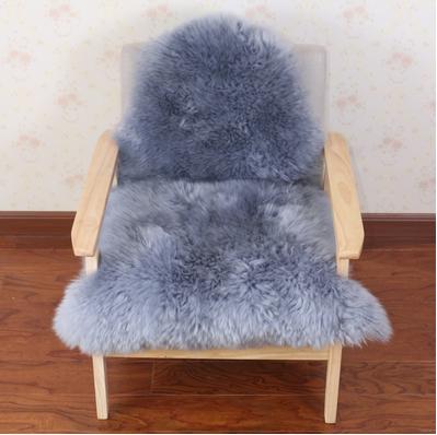 Australian Long Lamb Wool Fur Carpet Sofa Cushion Sheepskin Rug ...
