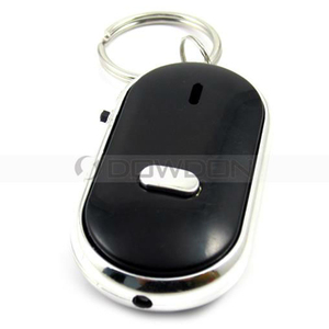 Mini Key Ring Security Personal Alarm Remote Sonic Control Finder