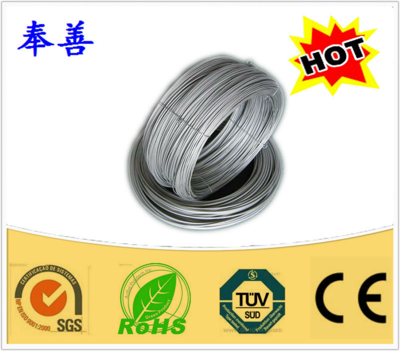 nicrome wire resistance strip nicr 2080 chrome heating wire