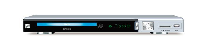card reader DVD PLAYER