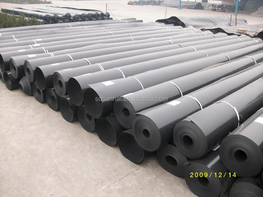 Waterproof Liner Hdpe Geomembrane Of Cheap Price For Pond
