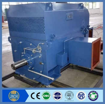 Electric Motors Price 1450 Rpm Motor Yrkk450 4 6kv 1000kw