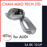 Car Side Door Mirror Cover Auto Trader Spare Parts For Audi S4 8K