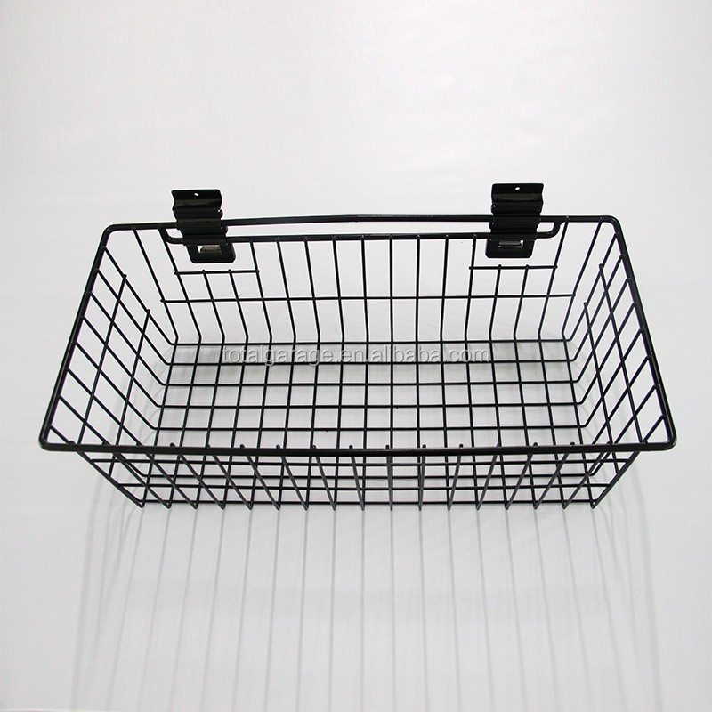 Heavy Duty Deep Wire Mesh Garage Wall Hanging Storage