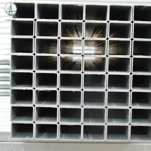 Pre /hot-dip Galvanized 69 Tube Square/rectangular Hollow Section/ Galvanized Steel Pipe Use In Building Material