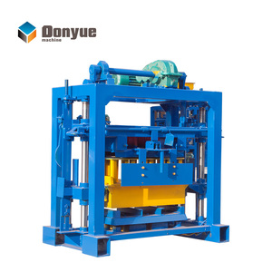 second hand concrete bricks machine for sale Machinery high quality with shape