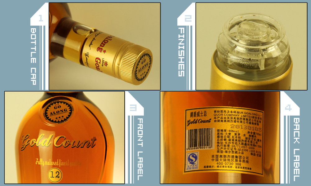 Scotch Whisky in China: A Taste of the Good Life Essay