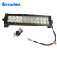 New 4x4 ATV Truck Jeep LED Bar Lights 12 24 Volt 13.5 inch Color Changing Car Offroad Wholesale flashing Strobe LED